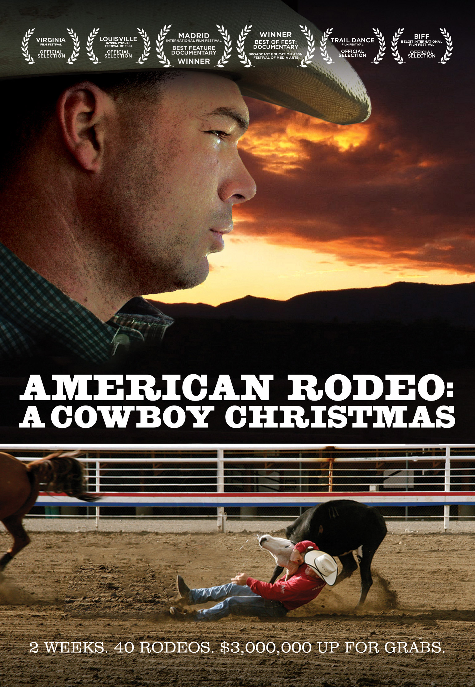 American Rodeo A Cowboy Christmas