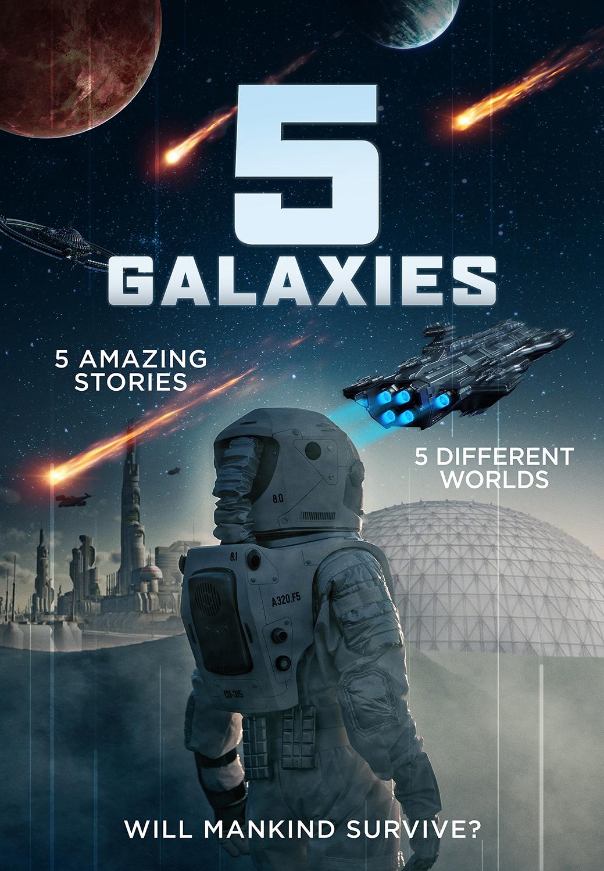 5 Galaxies Key Art