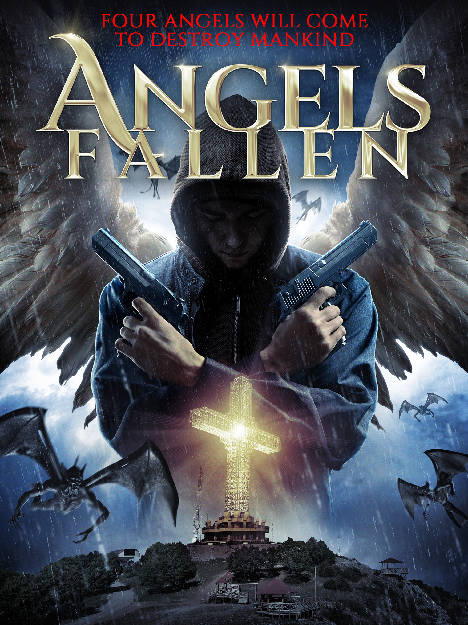 Angels Fallen - Key Art