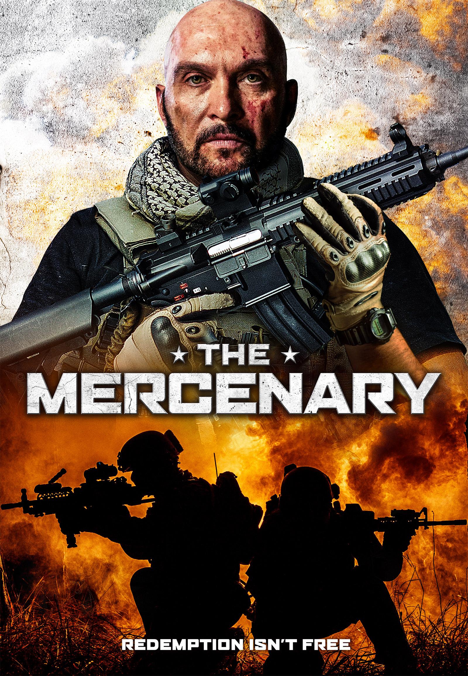 Mercenary - Key Art