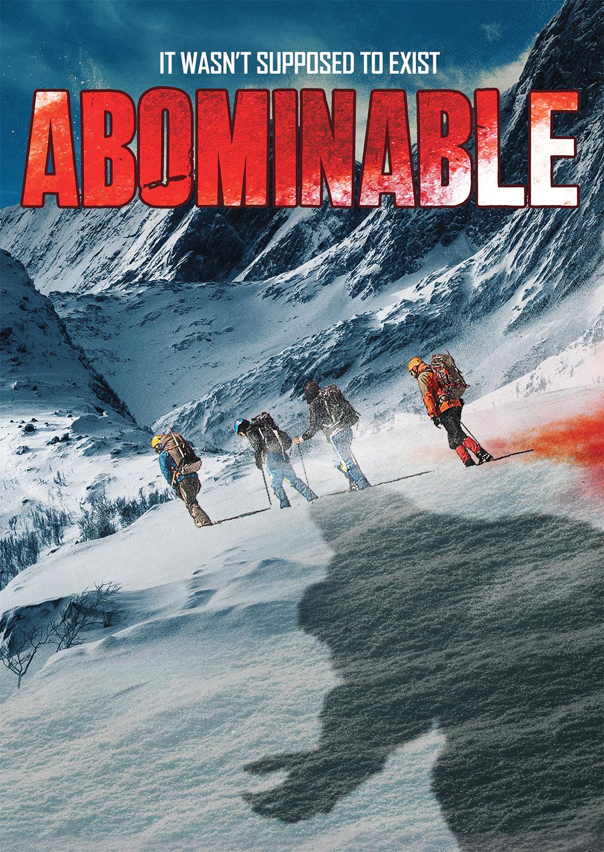 Abominable Key Art