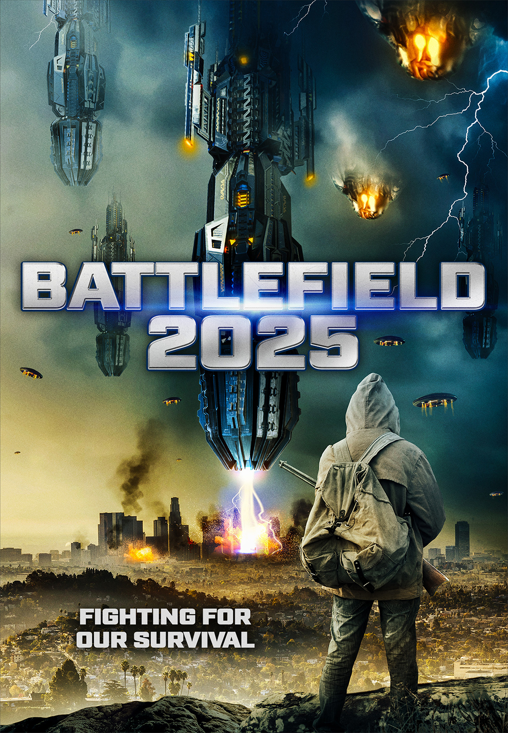 Battlefield 2025 Key Art