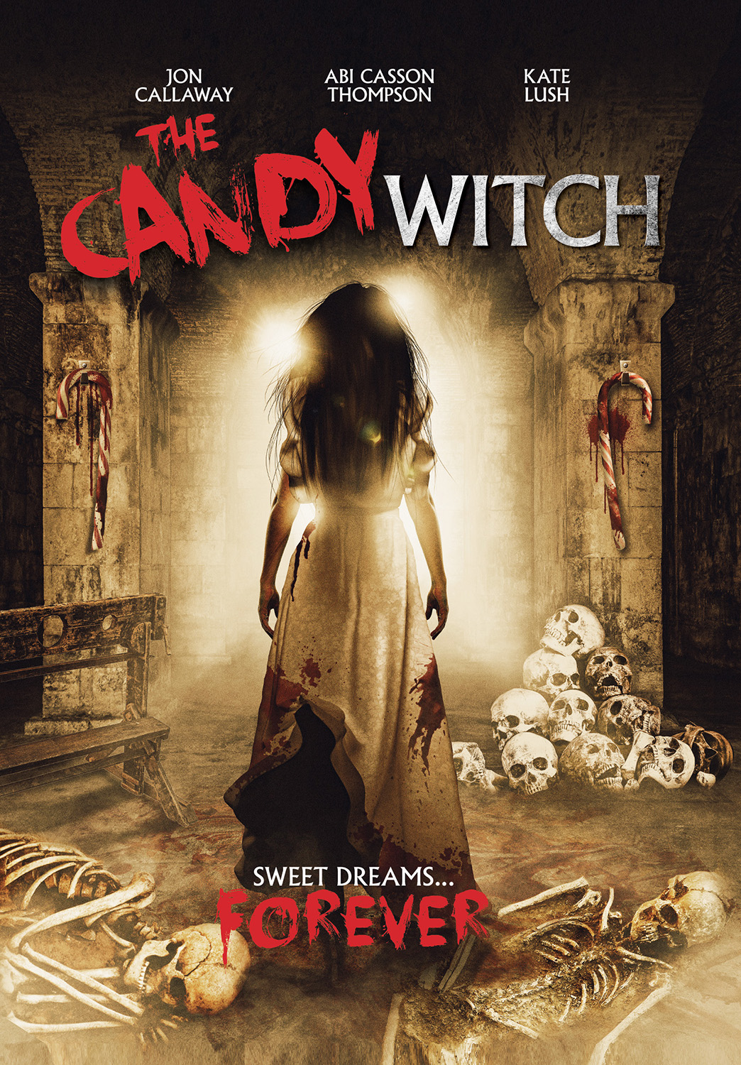 The Candy Witch Key Art