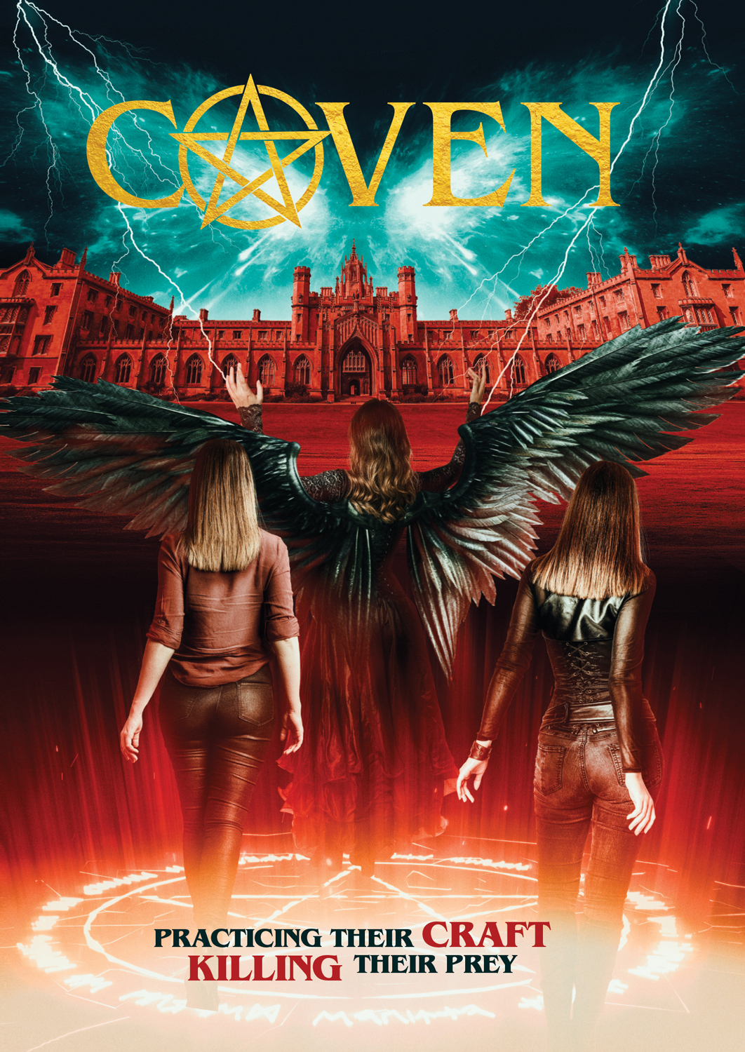 Coven Key Art