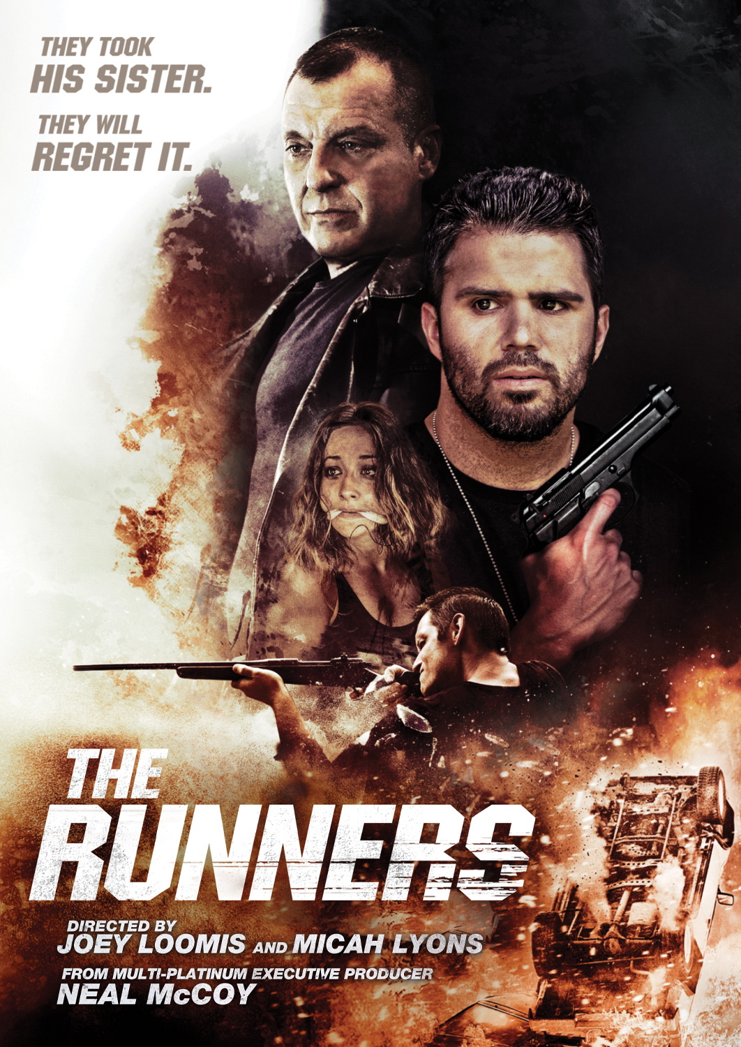 The Runners Key Art