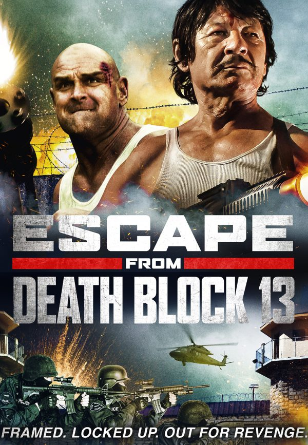 Escape from Death Block 13